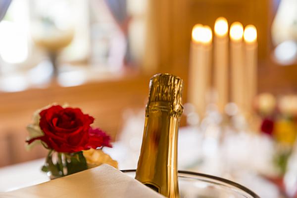 Candle Light Dinner für 2 in 82229 Seefeld Restaurant Ruf Geschenkgutschein