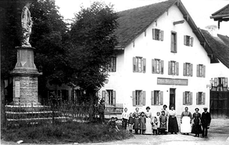 Gasthaus-Ruf-um-1900